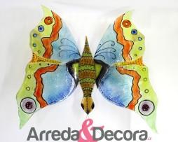 applique a forma di farfalla
