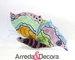 lampada a forma di farfalla 1