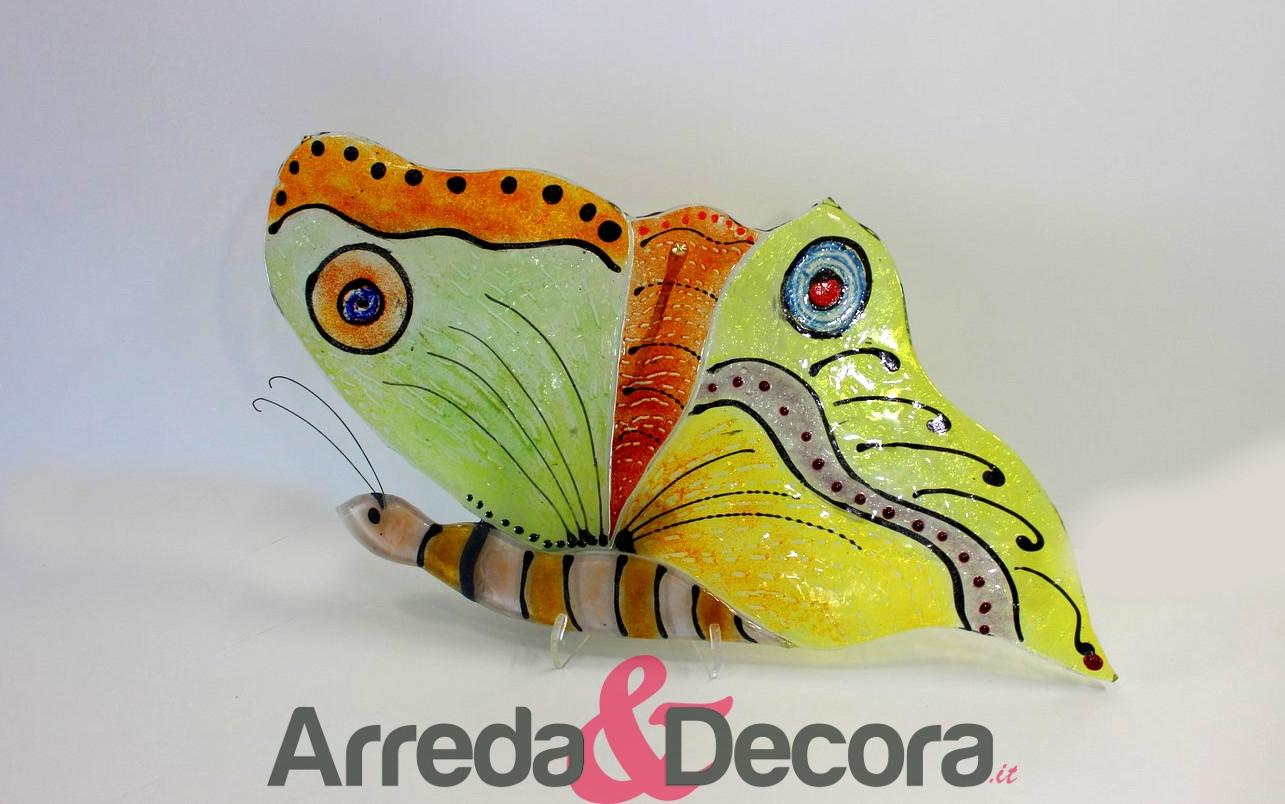 lampada a forma di farfalla 4