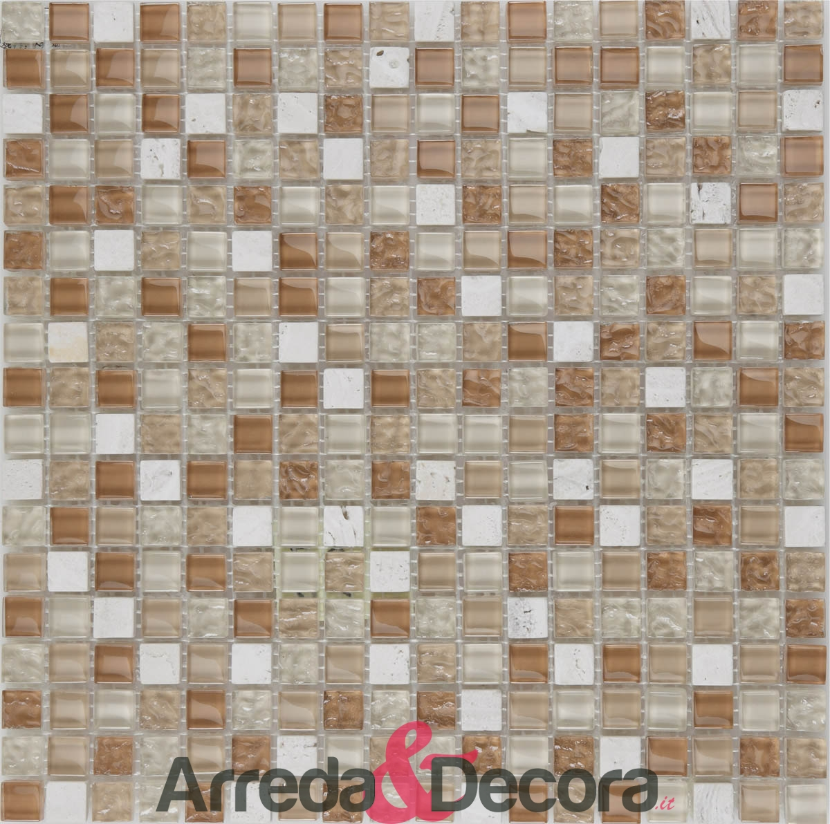 mosaico beige chiaro