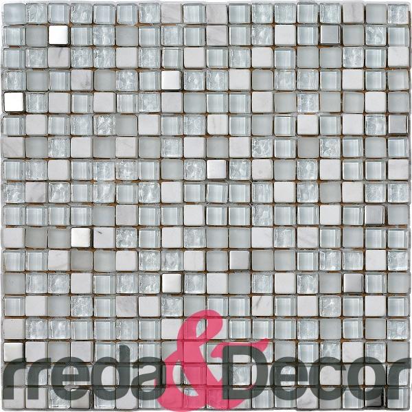 mosaico bianco bart