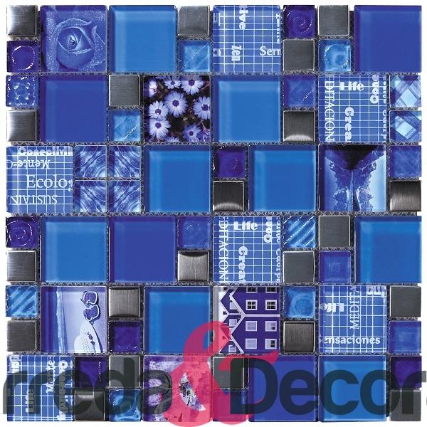 mosaico blu kioto 1