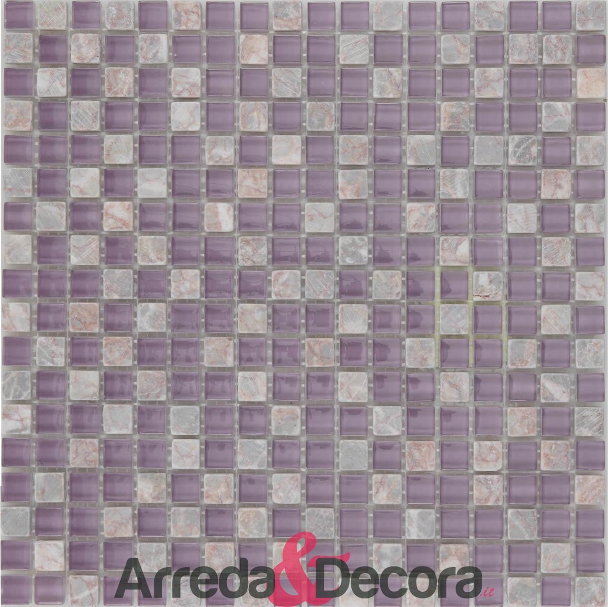 mosaico glicine