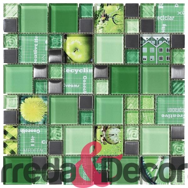 mosaico verde kioto 1