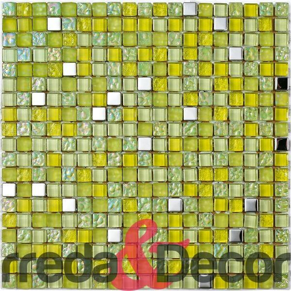 mosaico verde pisello bart