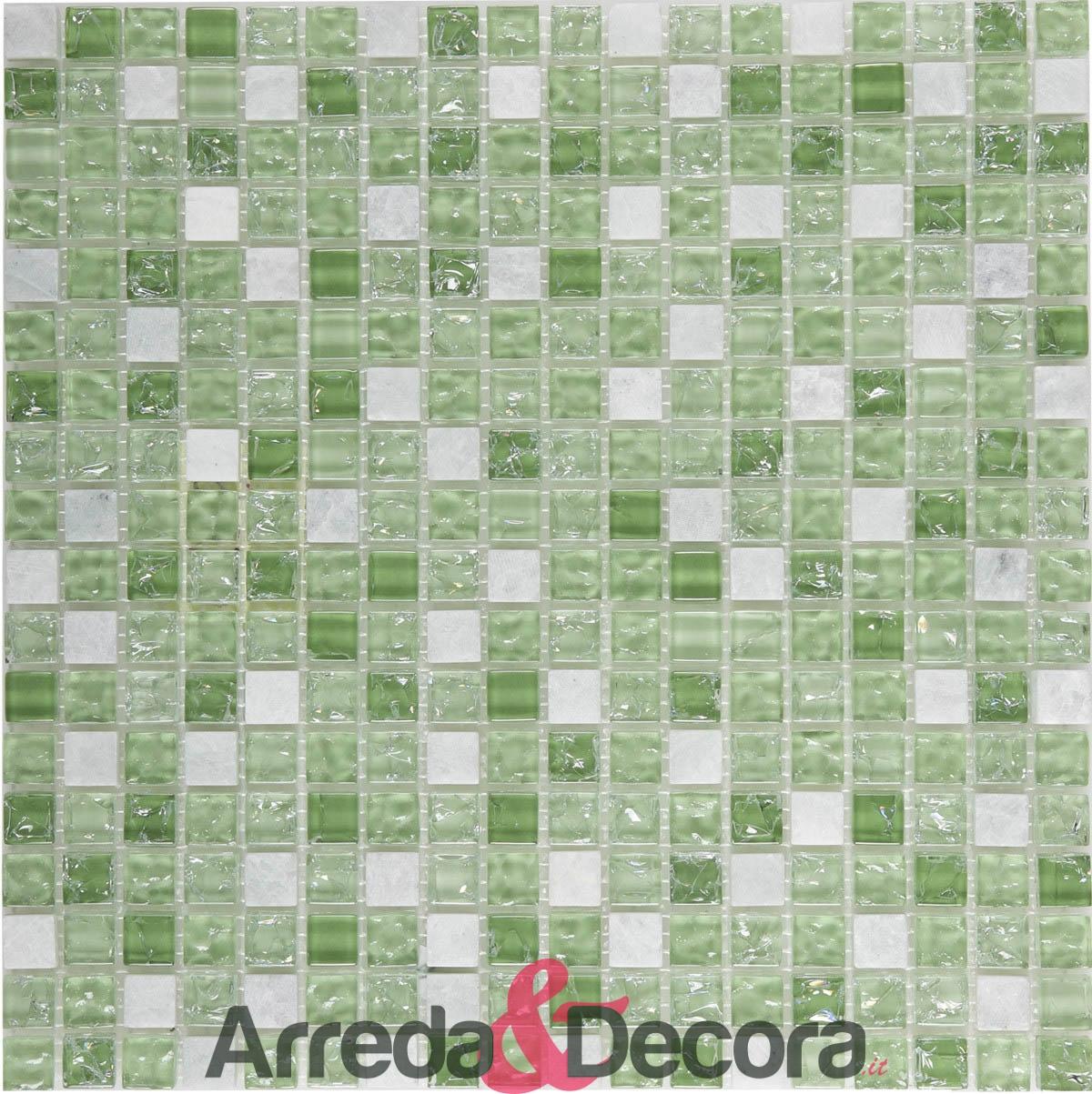 mosaico verdino