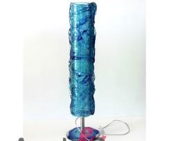 lampada da pavimento blu mare 4