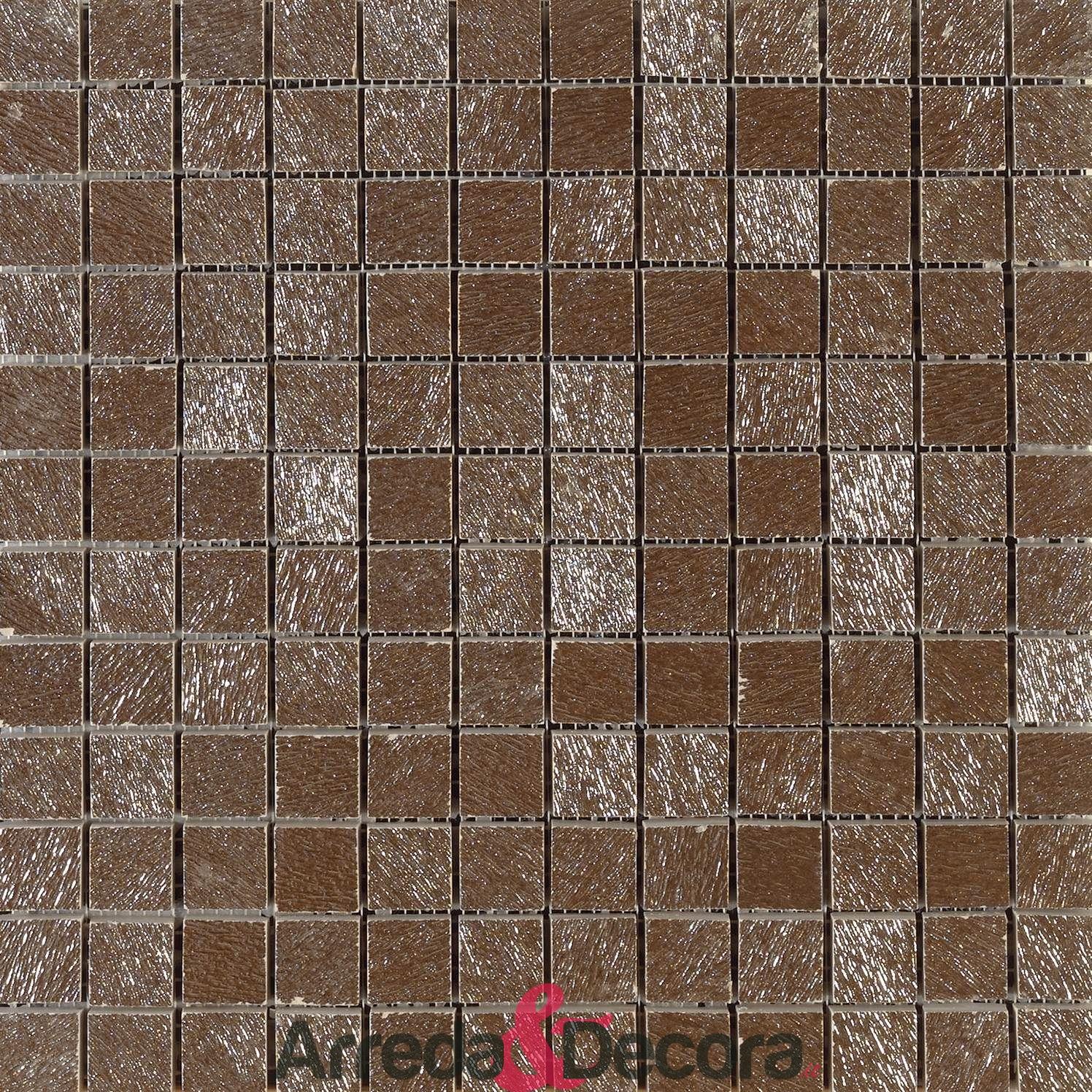 mosaico bronzo ruvido